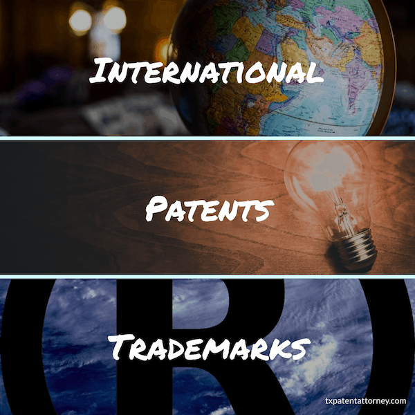 International Patents and Trademarks