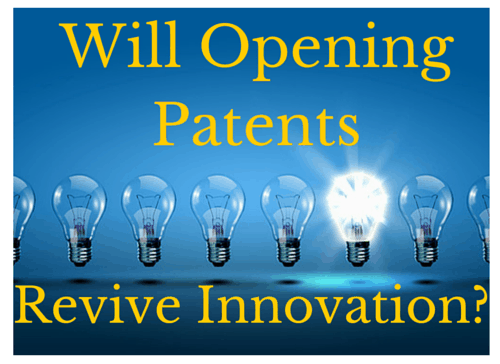 Tesla and now Nasa: Will opening patents revive innovation?