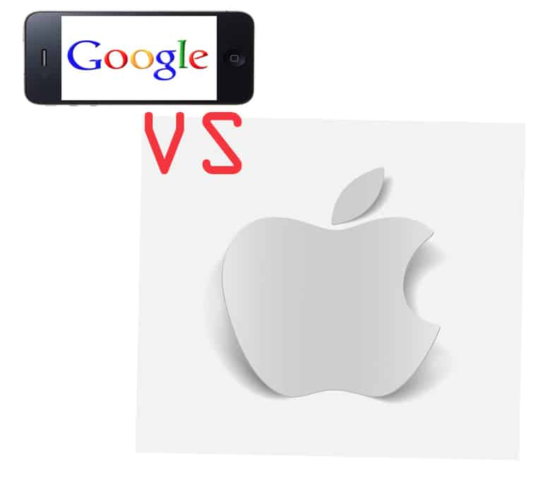 Google Vs Apple: The Patent War