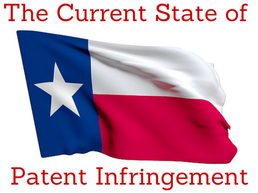 State of Patent Infringement in TX