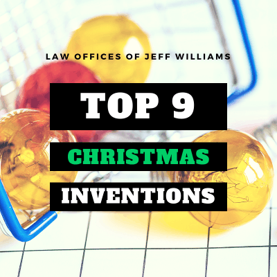 Top 9 Christmas Inventions