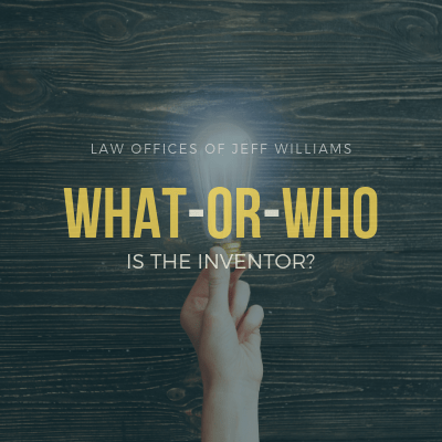 What or who is the inventor?