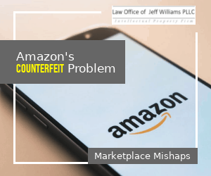 Amazon Acknowledges Counterfeit Problem on Marketplace Platform