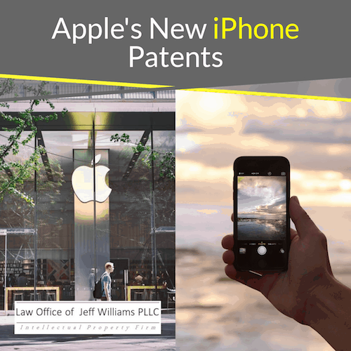 Apple's New iPhone Patents