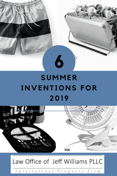 Top 6 Summer Inventions for 2019