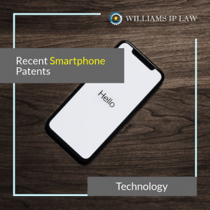 Recent SmartPhone Patents