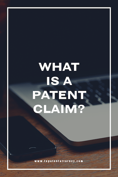 Basics of a Patent Claim