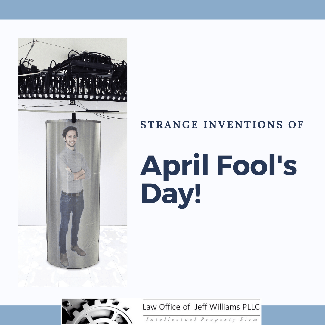 Strange Inventions of April Fool's Day